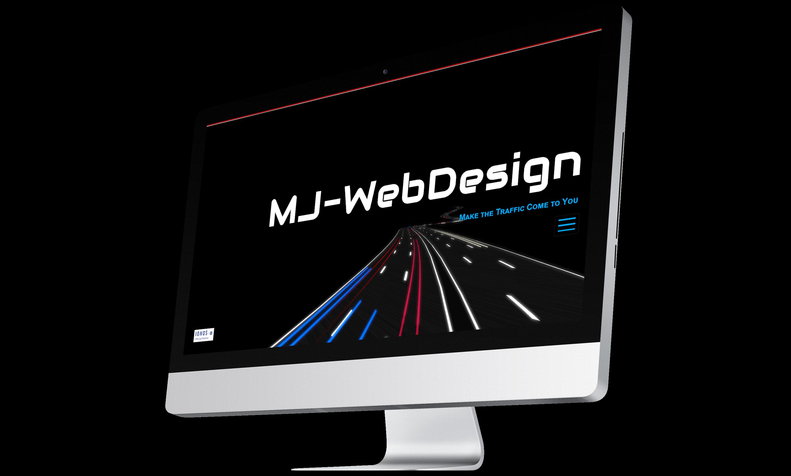 responsive desktop website design