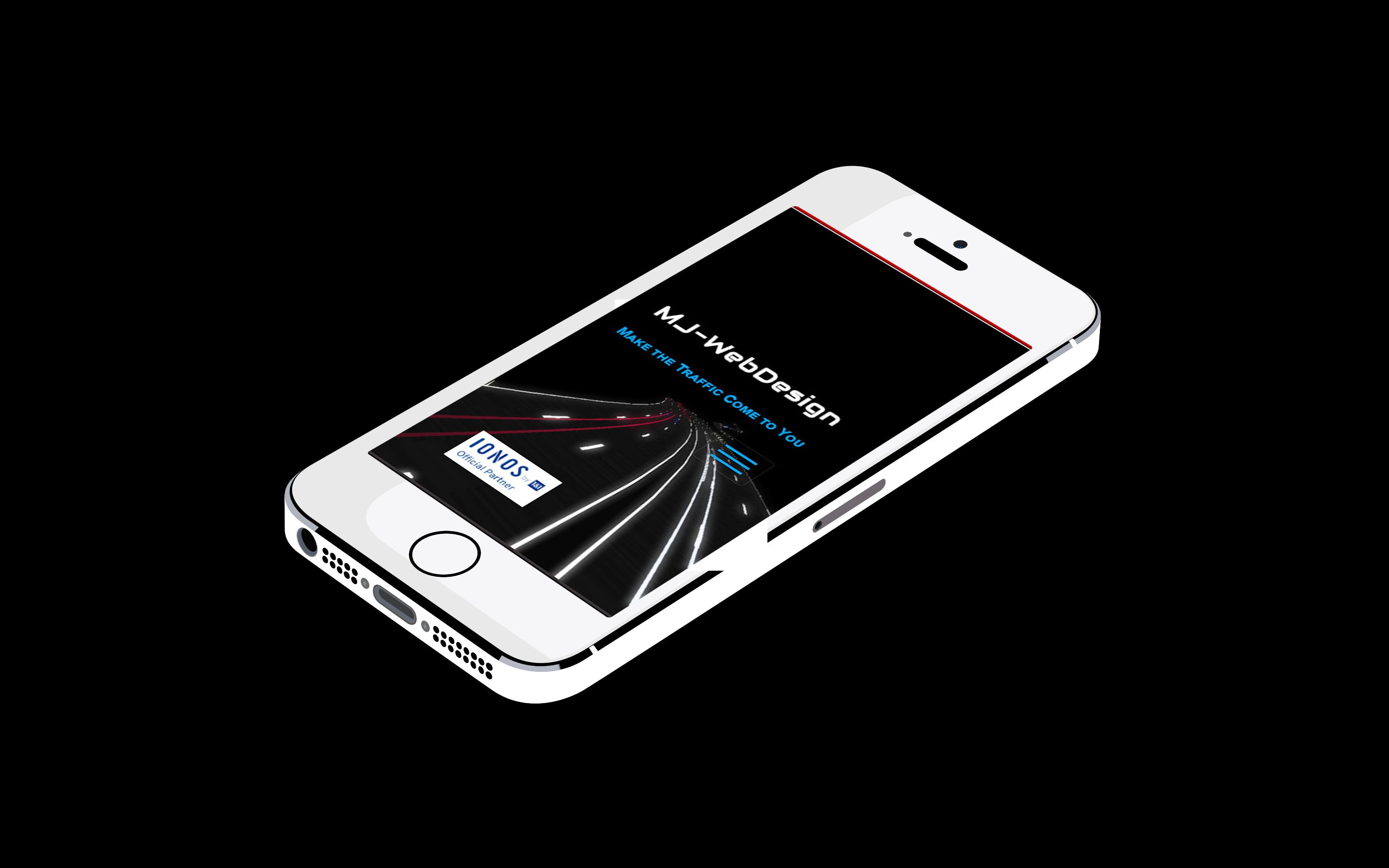mobile friendly website design
