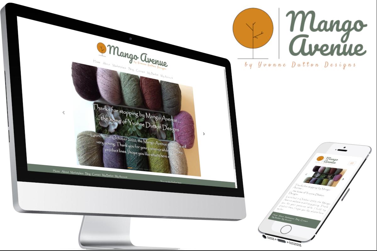 Mango-Avenue woocommerce web design